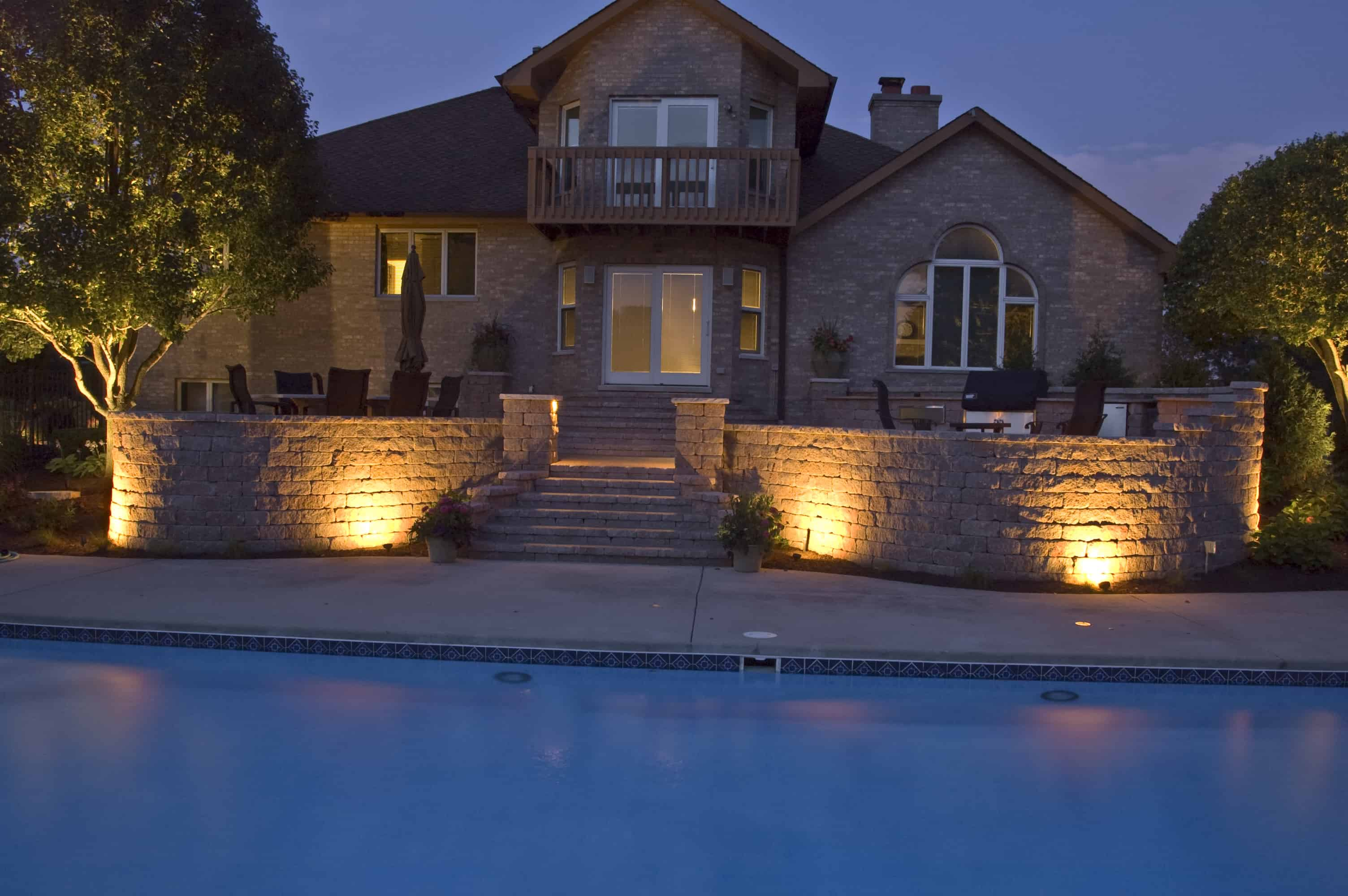 Lemont Accent Lighting Outdoor In Chicago Il