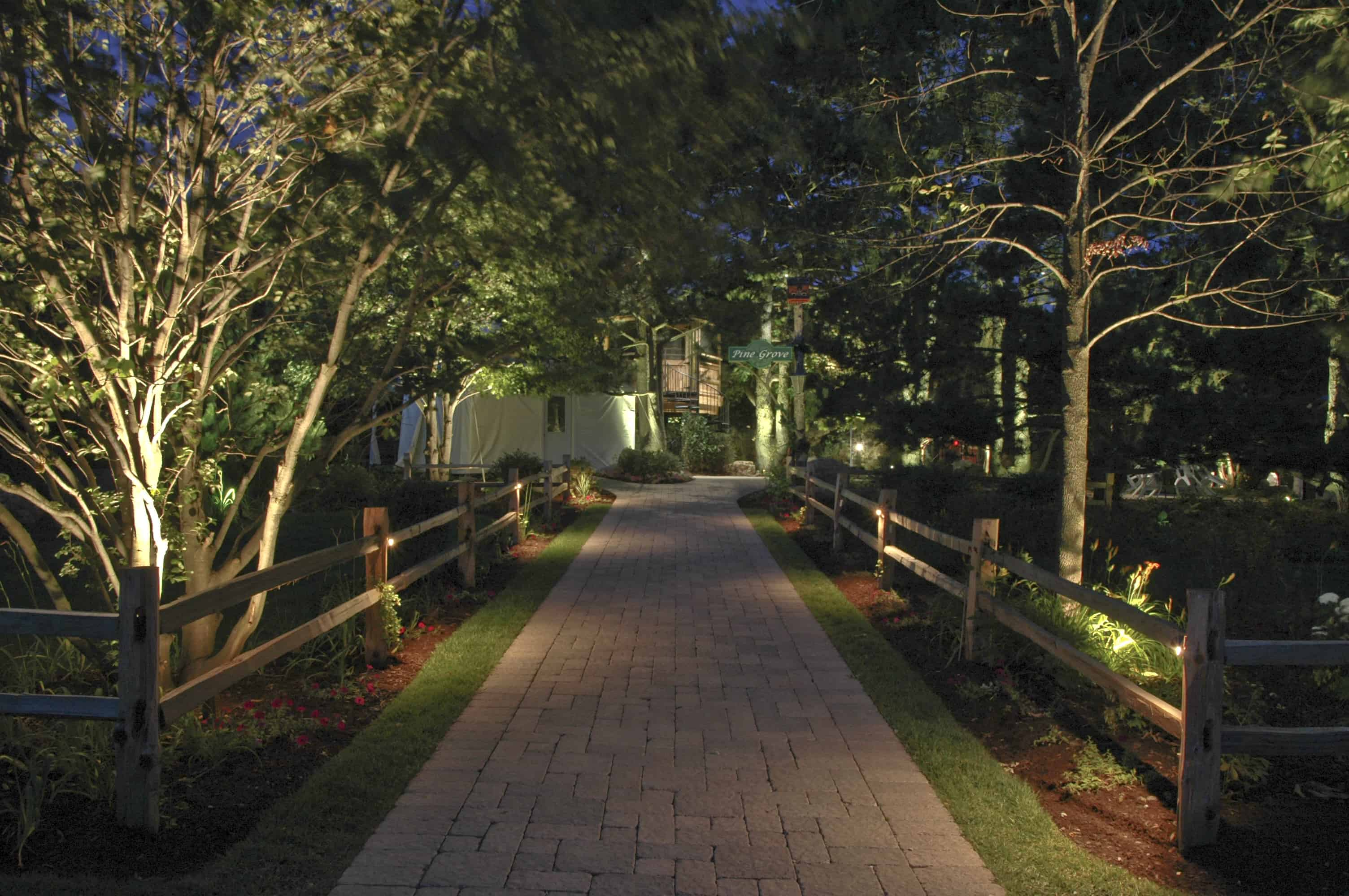 Lemont Path Lighting Outdoor Lighting In Chicago Il