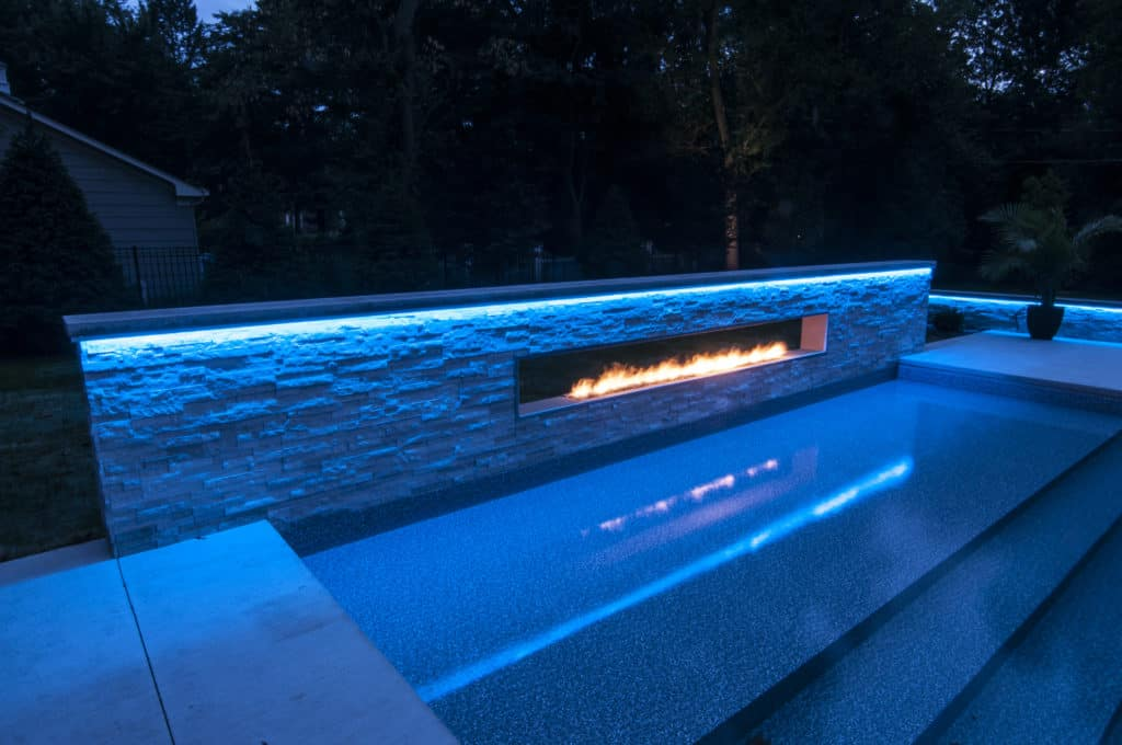 Turcich Blue Outdoor Lighting In Chicago Il Outdoor